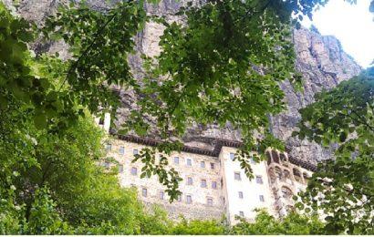 Altındere Vadisi Milli Parkı ve Sümela (Meryemana) Manastırı